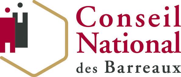 Logo Conseil national des barreaux